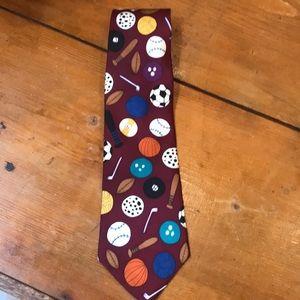 Save the Children Silk Tie